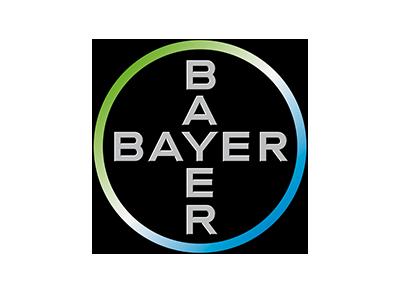 """Bayer <span class=""""caps"""">AG</span>"""