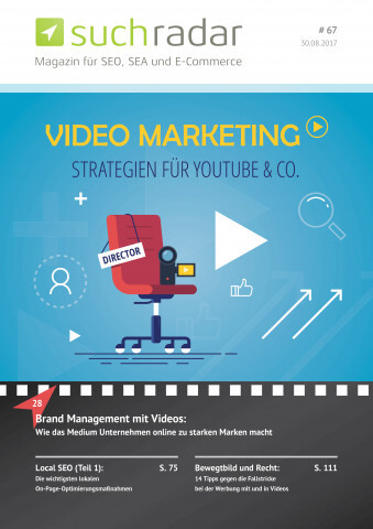 Brand Management mit YouTube - Suchradar