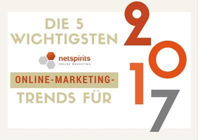 Unsere Online-Marketing-Trends für 2017