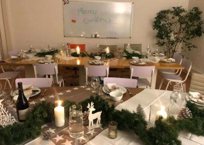 2017 Weihnachtsfeier