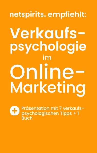 """Blog-Artikel über das Buch """"Verkaufspsychologie im Online-Marketing"""""""