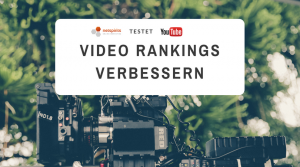 Video Rankings verbessern