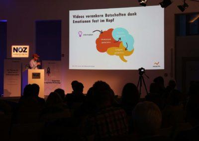 Christian Tembrinks Vortrag bei NOZ Medien_2018
