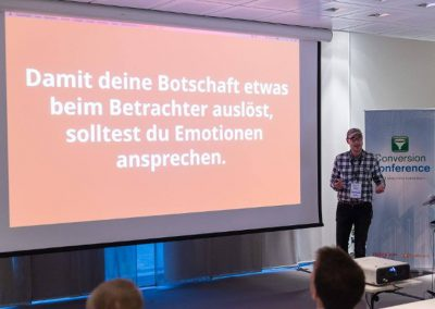 Conversion Conference 2016 Berlin - Christian Tembrink