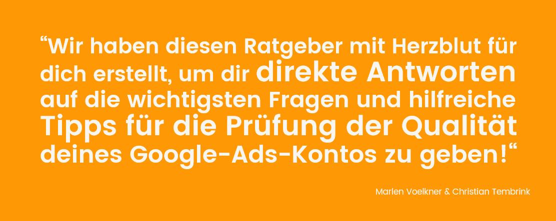 Marlen und Chris von netspirits über den Google-Ads-Audit