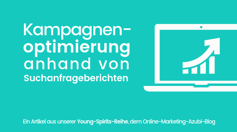 Such­an­fra­gen­be­rich­te bei Goog­le Ads