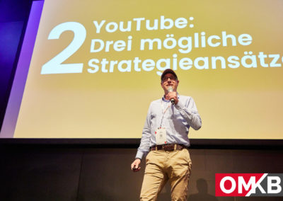 OMKB 2018_Christian Tembrink ueber YouTube-Marketing