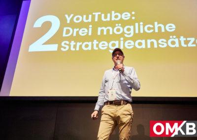 Christian Tembring auf der Bühne des OMKB 2018