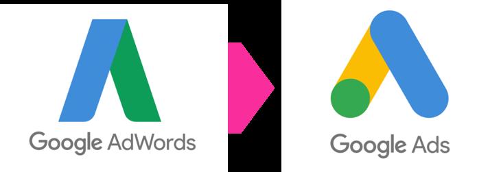 Rebranding Google AdWords zu Google Ads