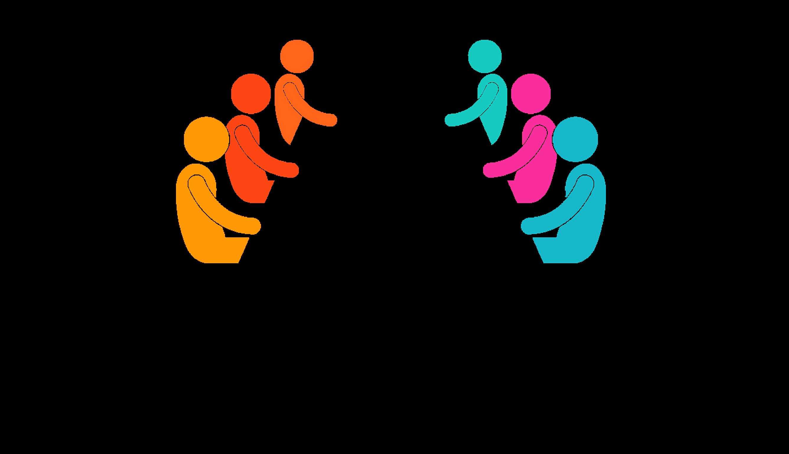 Teilnehmer bei einem Persona-Workshop