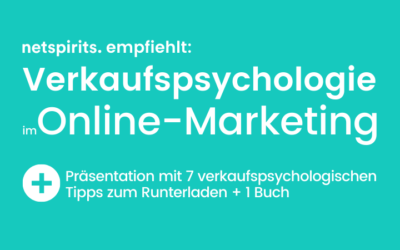 Buch: Verkaufspsychologie im Online-Marketing 2021 – so geht's!