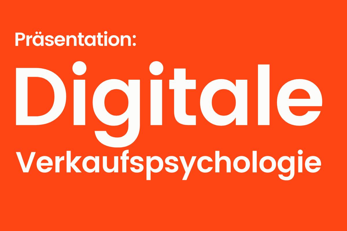Verkaufspsychologische Tipps fürs Online-Marketing
