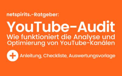YouTube-Kanalanalyse: Tipps & Tricks für deinen erfolgreichen YouTube-Kanal