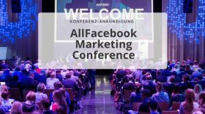 AllFacebook Marketing Conference Berlin 2017
