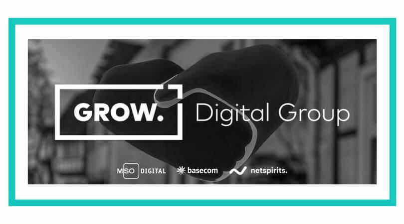 Aus 65 wird 165! Wir präsentieren die Grow Digital Group.