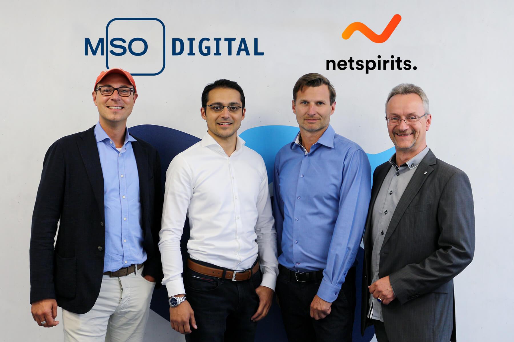 MSO Digital und netspirits