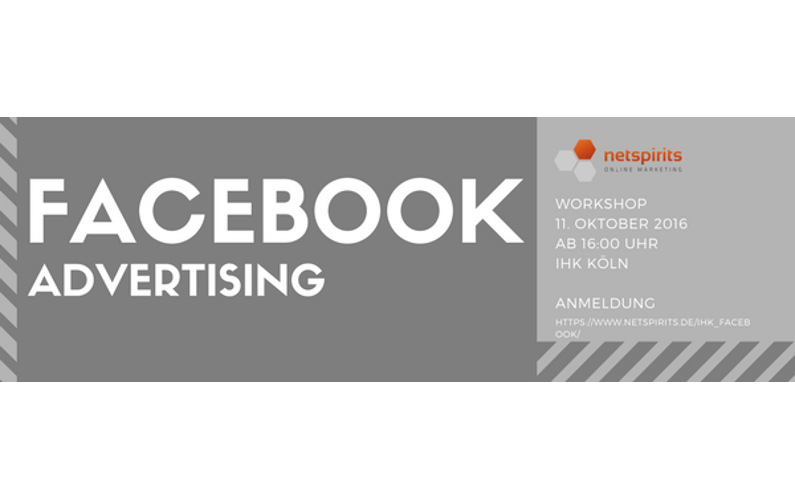 Face­book-Adver­ti­sing-Work­shop