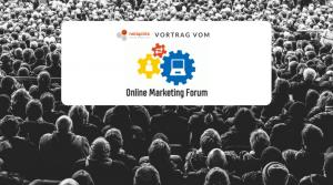 Online Marketing Vortrag 2014 netspirits Vortrag