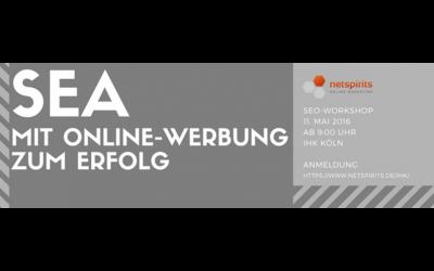 netspirits Workshop hosted by Digital Cologne