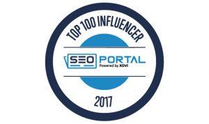 SEO Portal Top 100 Influencer