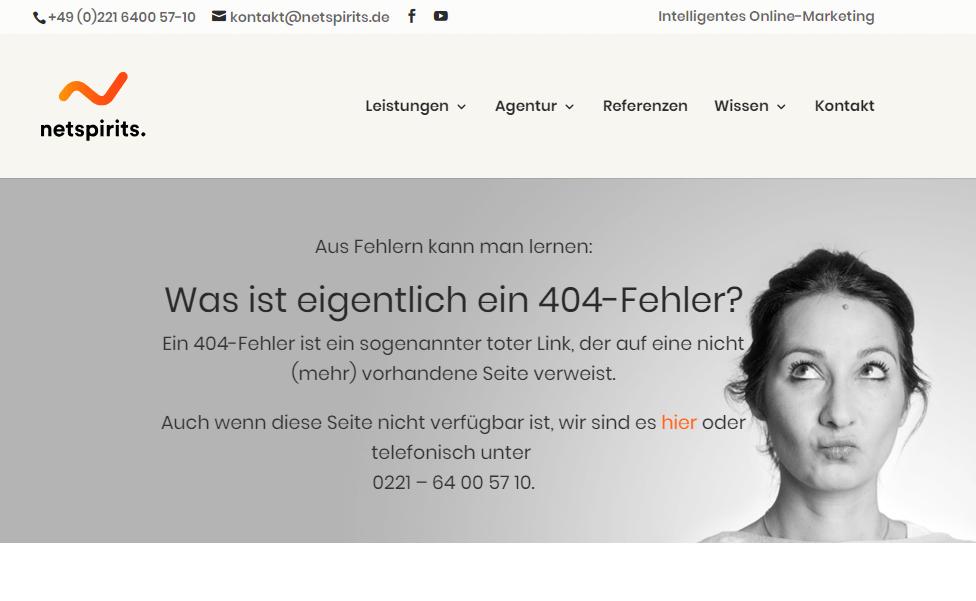 netspirits-404er-Seite