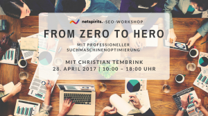 SEO-Workshop