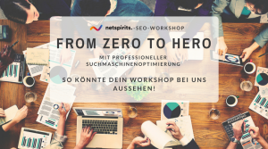 netspirits-SEO-Workshop